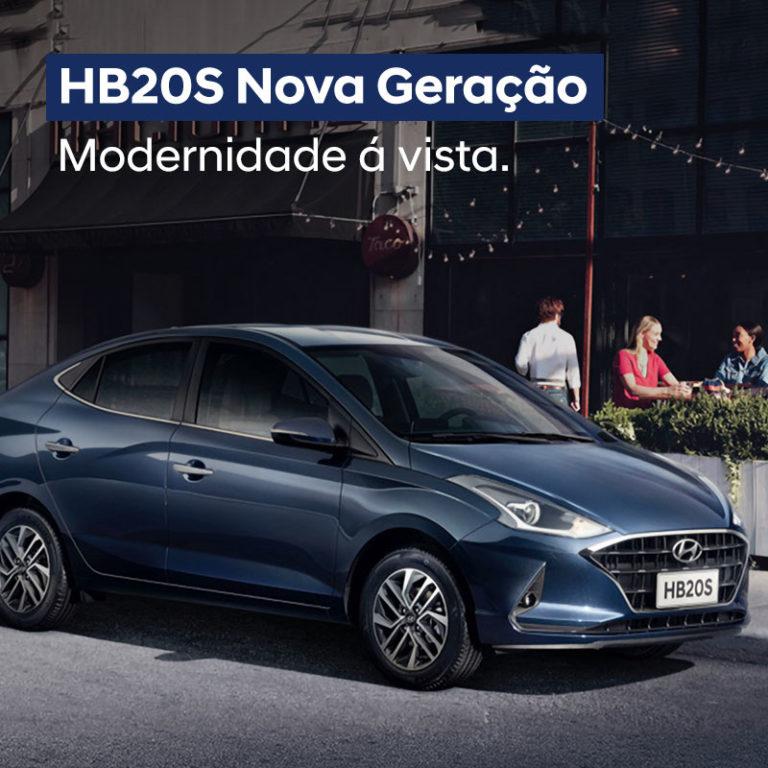Hyundai HB20S Nova Geração