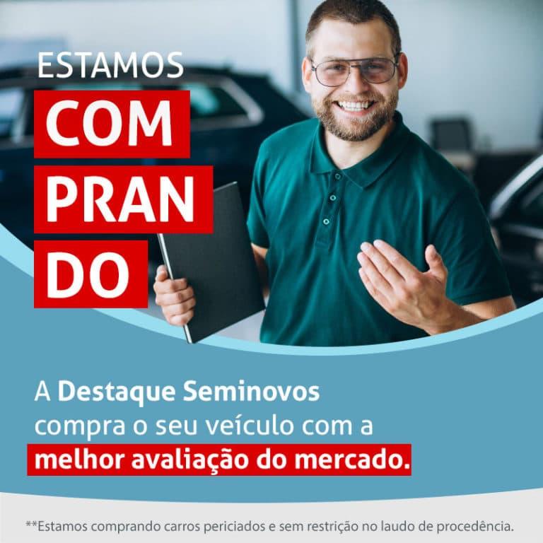 banner Oferta Seminovos Estamos Comprando seu Veículo